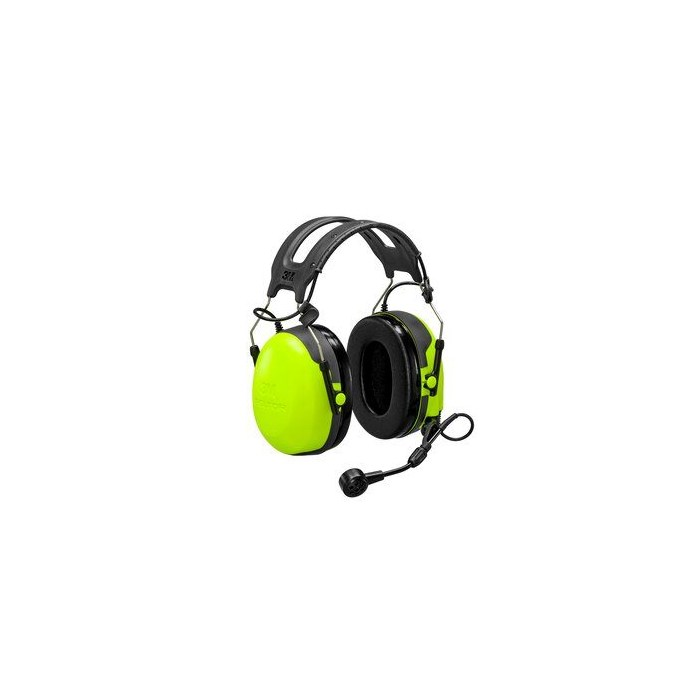 3M™ PELTOR™ Headset CH-3 FLX2 with Built-In PTT, Headband (Cable must be ordered separately.)