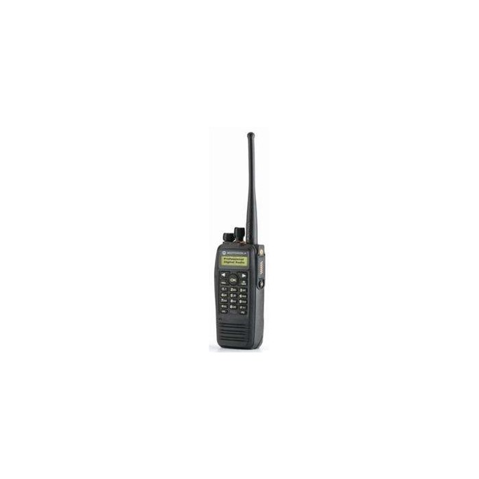 DP3600, Digital Radio, 136-174 Mhz, IP57, Fullt tastatur