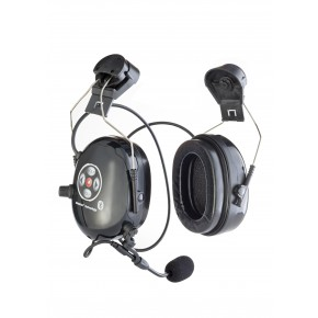 Bluetooth heavy duty headset, direct keying, Level dependent SILENTEX NATURAL XPB BT A CAP