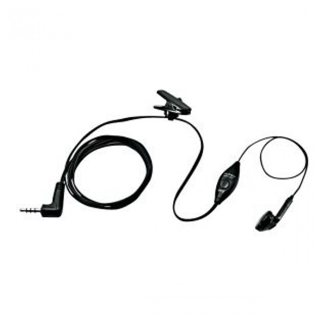 ACCESSORY KIT,MH-37A4B-1 EARPIECE MICROPHONE SINGLE WIRE SURVEILLANCE KIT