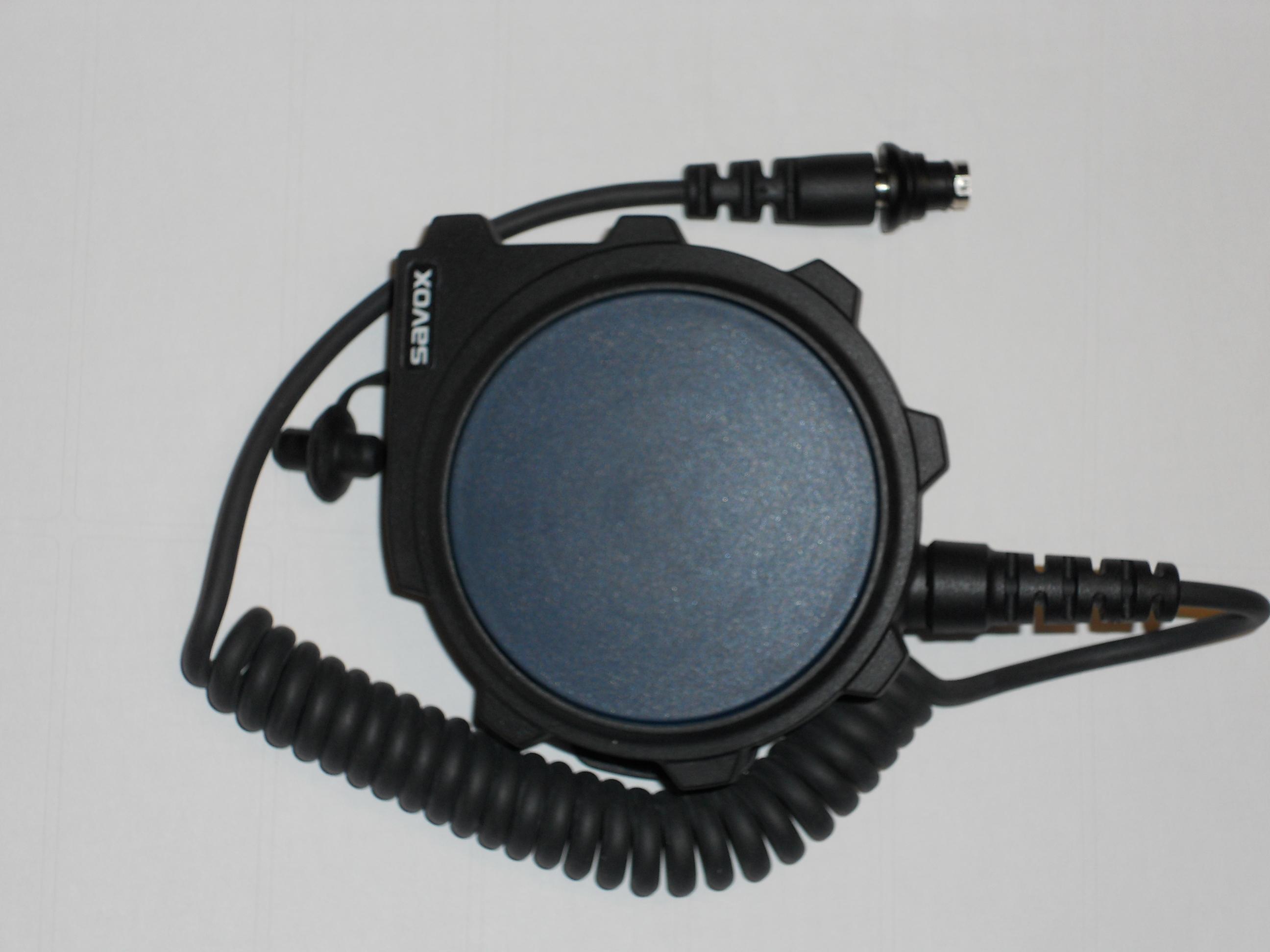 KENWOOD MC 60 A bordmikrofon Mikrofoner for CB radio og