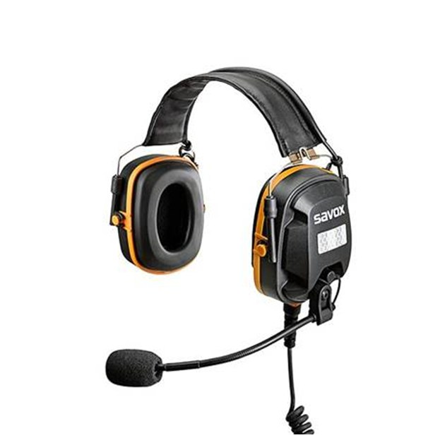 Savox N-H BLACK/ ORANGE