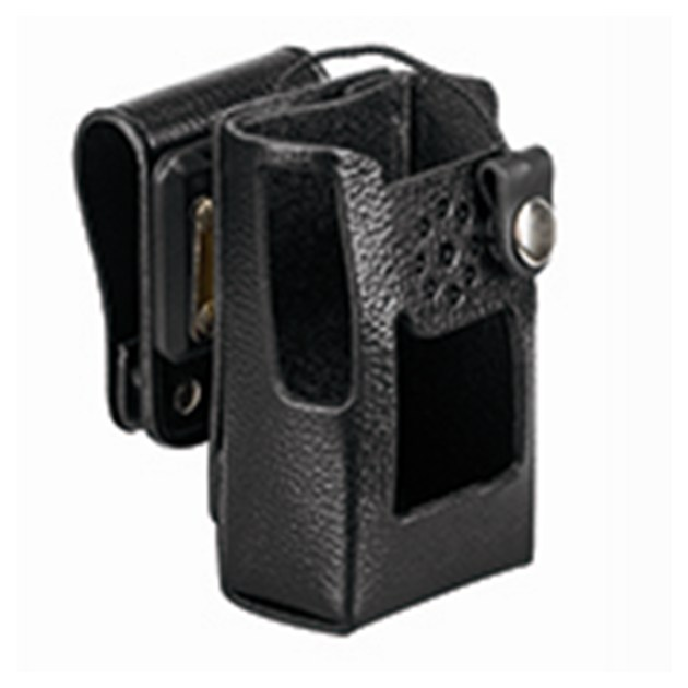 LCC-264SH Leather case with swivel belt loop (FNB-V134LI-UNI)