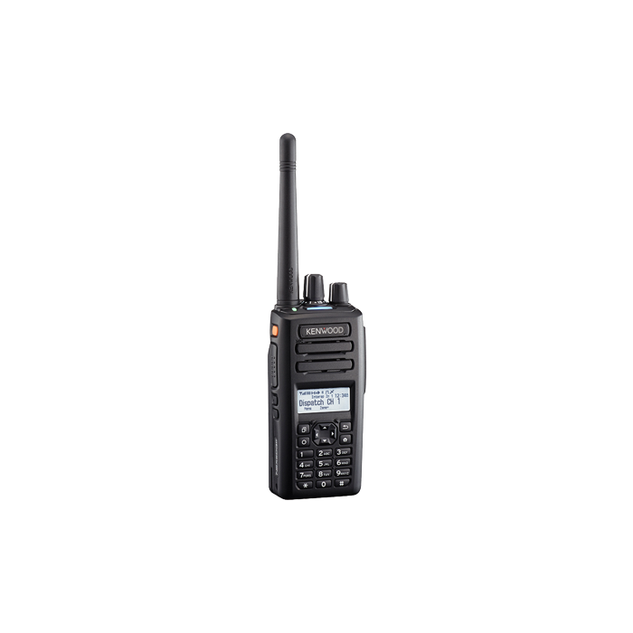 Kenwood NX-3320E, Full keypad, UHF