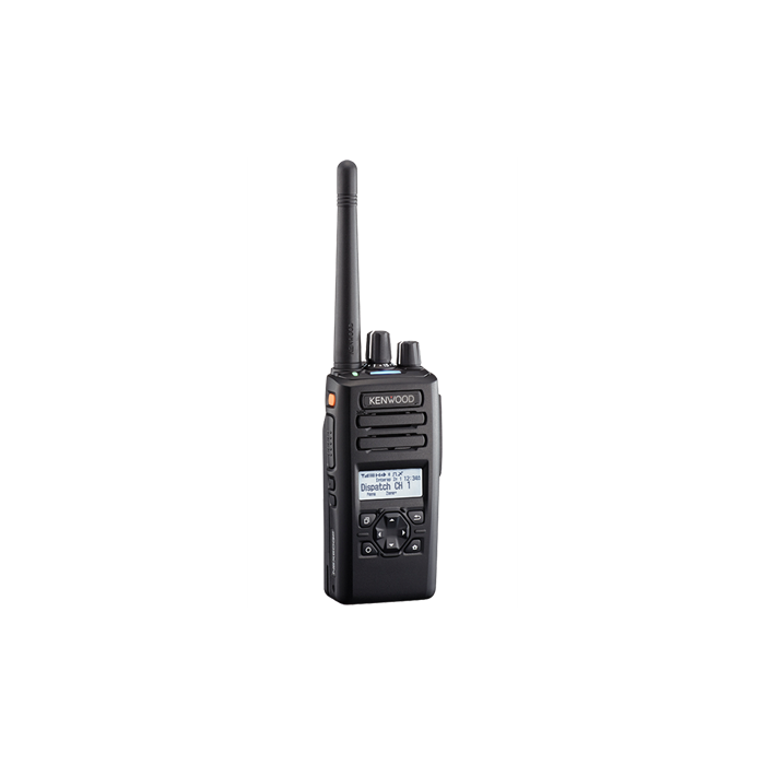 Kenwood NX-3320E2, Limited keypad, UHF