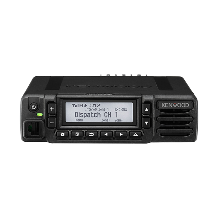 Kenwood NX-3720GE VHF DMR/NEXEDGE/Analogue Mobile radio with GPS/Bluetooth 136 - 174 MHz 25W
