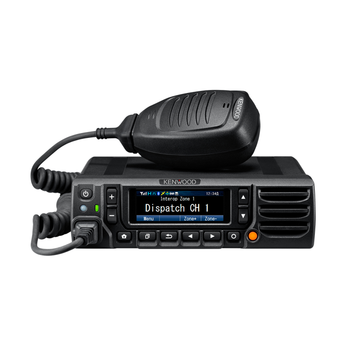 Kenwood NX-5800E UHF DMR/NEXEDGE/P25/Analogue Mobile radio 380 - 470 MHz 45W