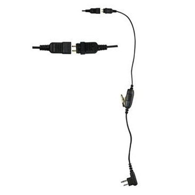 One Wire Kit, in-line MIC & PTT