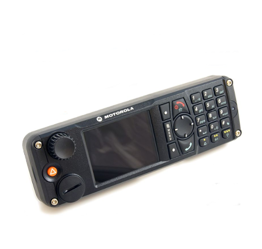 Motorcycle Control Head (English Keypad)