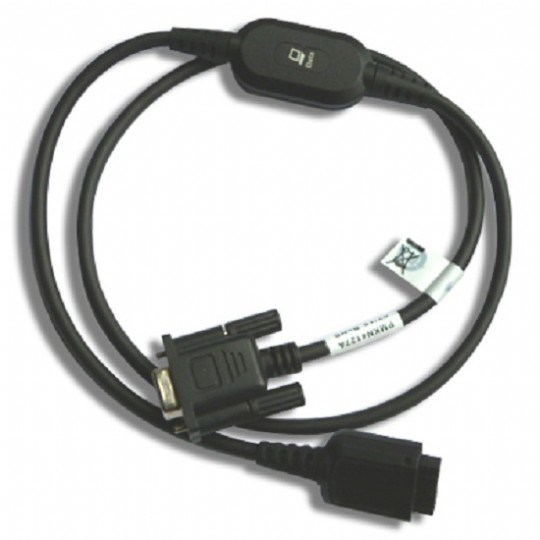 BOTTOM CONNECTOR SERIAL DATA CABLE