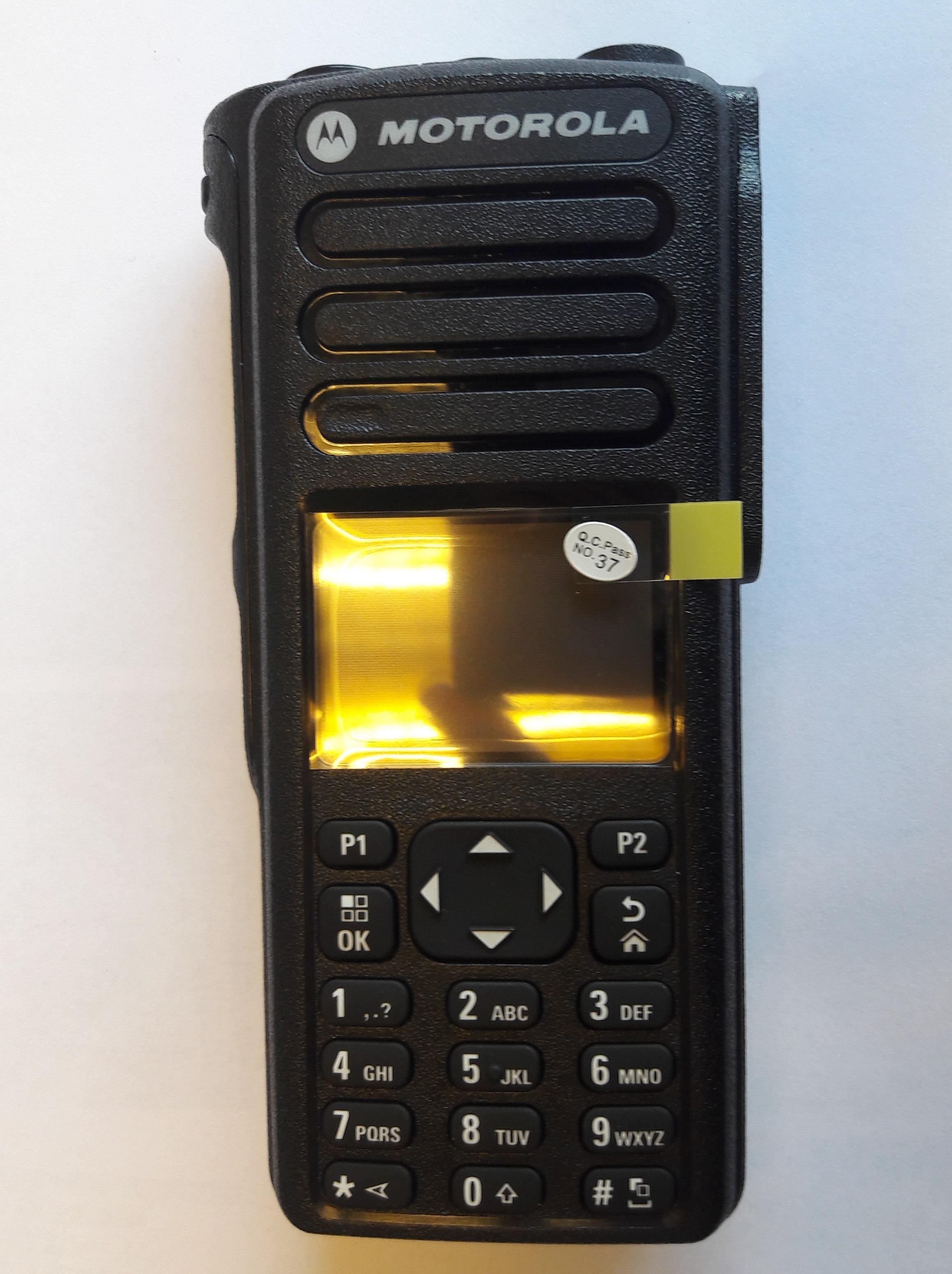 BNC Antenna Adapter for Motorola Radio for HLN9756 HT750 HT1250 HT1550 GP300 GP340 GP360 GP380