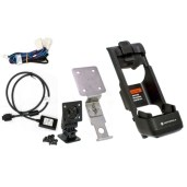 Vehicle kit wiht cradle amd direct connection to power.