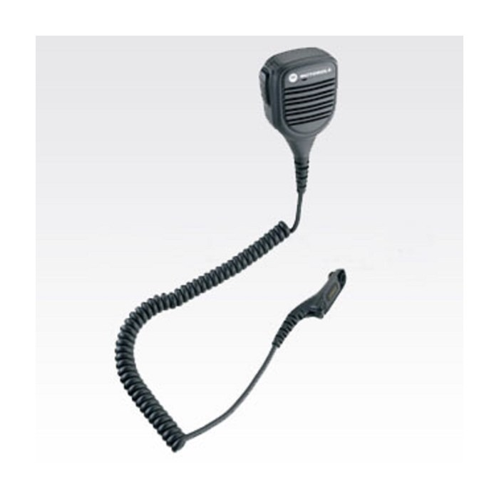 MICROPHONE,IMPRES REMOTE SPEAKER MIC, NC, 3.5 mm JACK, IP54