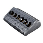 IMPRES MULTI UNIT CHARGER (Euro Plug), 6-BAYS, 1 DISPLAY
