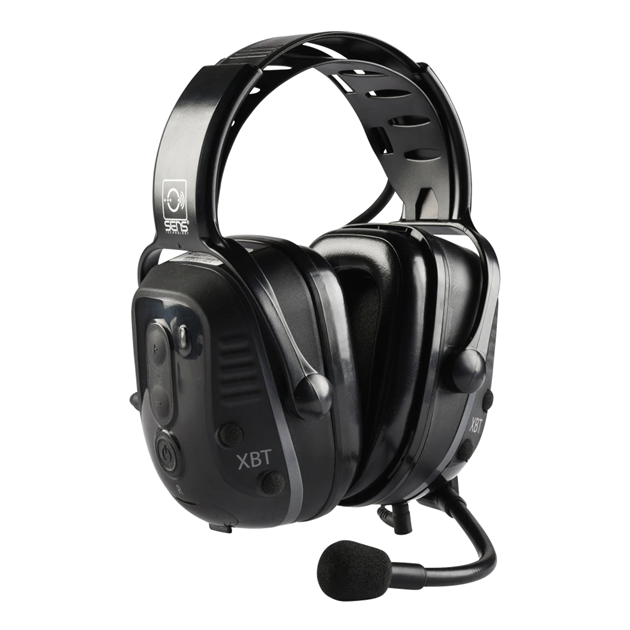 1.21 XBT HEADSET HB, HEAVY DUTY HEADSET, BT