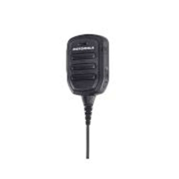 RM250 Wired Remote Speaker Microphone, IP67