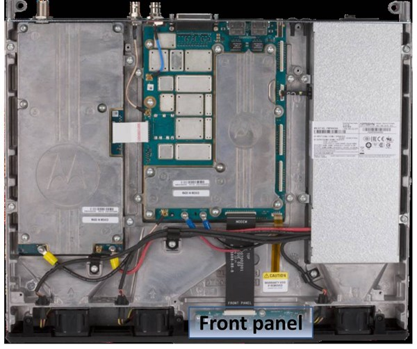 Service Kit Front Panel