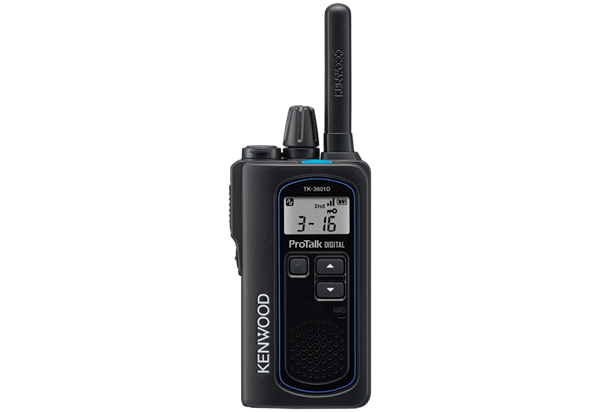 Kenwood TK-3601DE PMR446 Digital and FM Analogue Transceiver