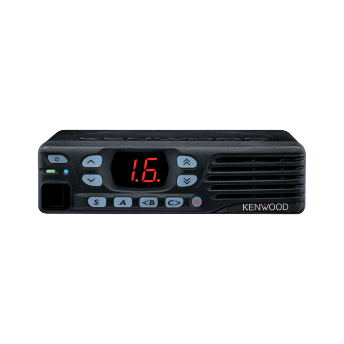 Kenwood TK-D740E VHF DMR/Analogue Mobile radio 136 - 174 MHz 25W