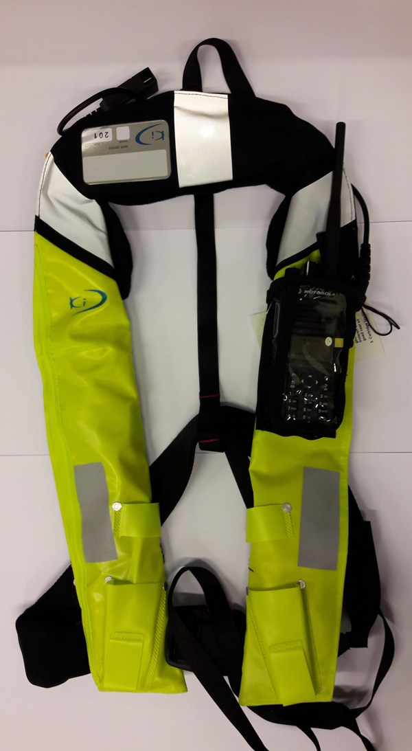 B-Aquasafe Life Jacket