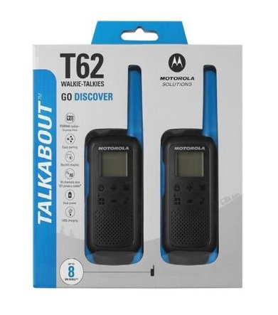 Motorola T62 Twin Pack